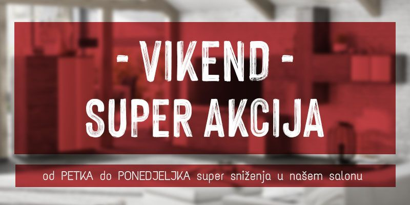 banner vikend super akcija mobile