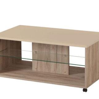 Klub stol Empoli - sivi hrast