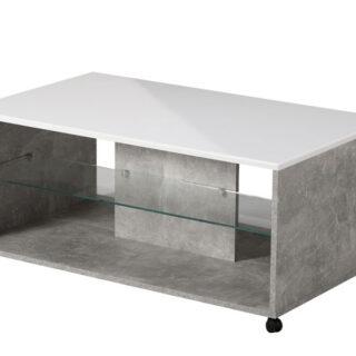 Klub stol Bert - beton